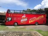Brahma divulga campanha em homenagem a Copa no Salvador Bus