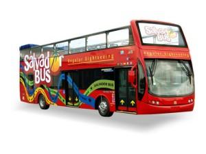 A Salvador Bus